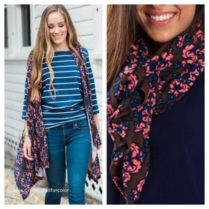 Accessories - OFFERS ACCEPTED!!   multi functional  vest & scarf